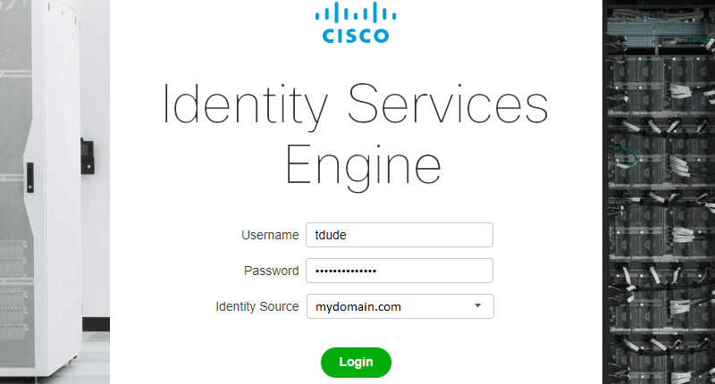 Cisco ISE 2 4 Active Directory Admin Login Configuration