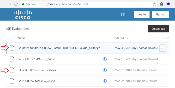 Cisco vmware download