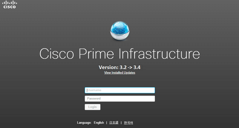How to Upgrade Cisco Prime Virtual Appliance from 3 2 to 3 4