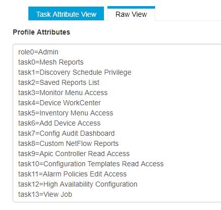 Configure Cisco Prime TACACS+ Authentication w/ ISE 2 4