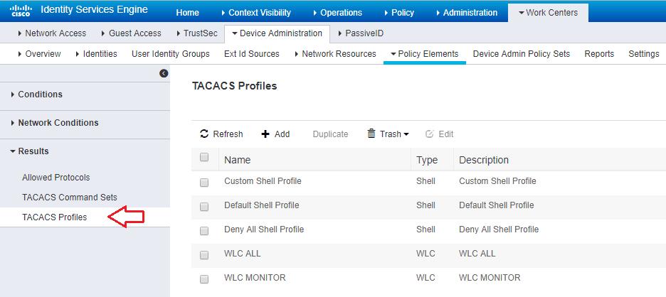 How to Configure TACACS+ on Ubiquiti EdgeSwitch with ISE 2 4