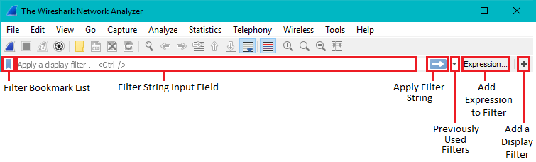 Wireshark User Interface (GUI) Overview | NetworkProGuide